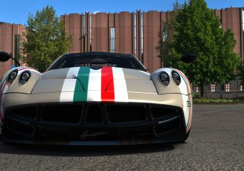 Assetto Corsa Pagani Huayra Screenshots Unveiled