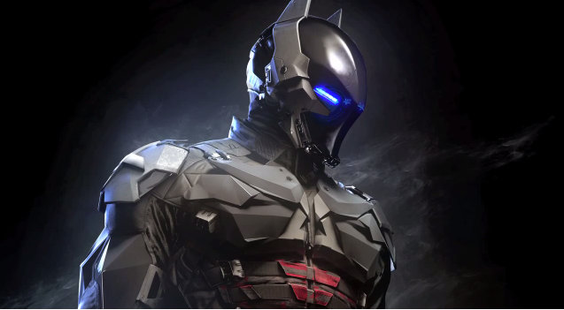 Batman: Arkham Knight Debuts First Non-Shadowed Images Of New Villain