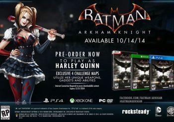 Batman: Arkham Knight Might Be Arriving On October 14