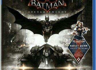 Batman: Arkham Knight Cover Art Revealed