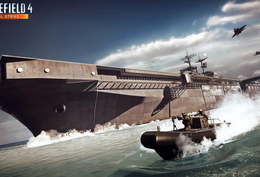 Battlefield 4: Naval Strike Info & Screens