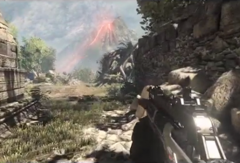 Call Of Duty: Ghosts Teases Upcoming Special Predator DLC