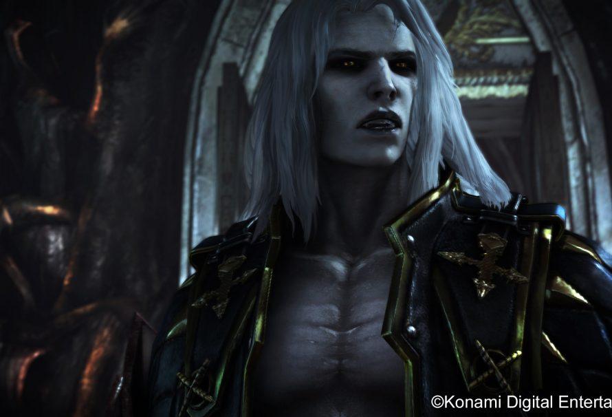 Castlevania: Lords Of Shadow 2 Revelations DLC Trailer Reveals Alucard