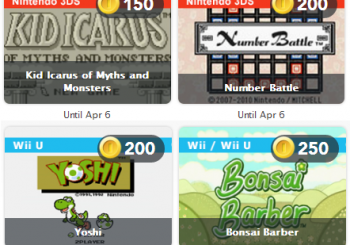 Club Nintendo Provides Slim Pickings For Digital Downloads This Month