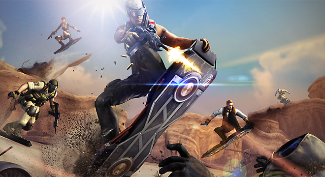 Free-To-Play FPS Crossfire Unveils Brand New Wave Mode