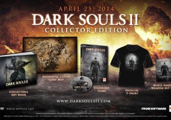 Dark Souls II Coming to PC Via Steam in April