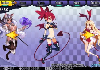 Demon Gaze's Disgaea DLC Collaboration Shown Off In New Screenshots