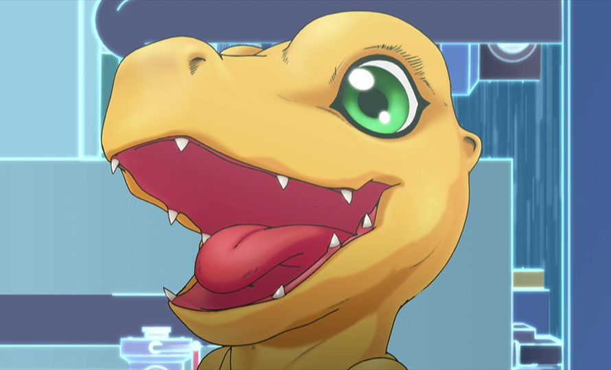 Digimon: Cyber Sleuth Receives New Screenshots