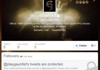 New Gauntlet Game May To Be On The Way