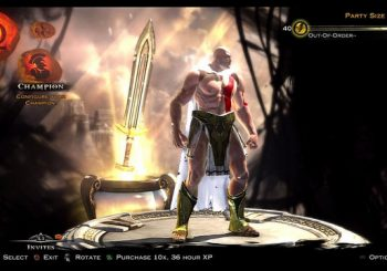 God of War: Ascension Multiplayer DLC Will Be Free Through Next Week
