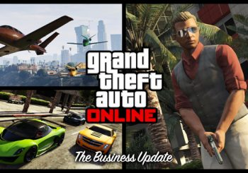 Grand Theft Auto Online Business Update Is Now Available