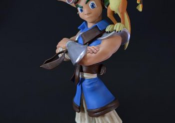 Mighty Ape Now Selling Cool Jak and Daxter Statue
