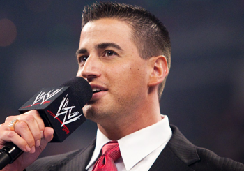 Justin Roberts Does Voice Work For WWE 2K15