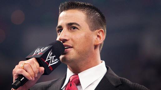 Justin Roberts WWE 2K15
