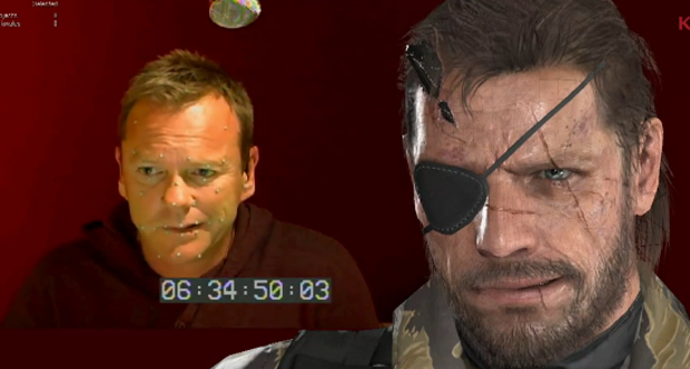 Metal Gear Solid V Ground Zeroes The Snake Voice Change