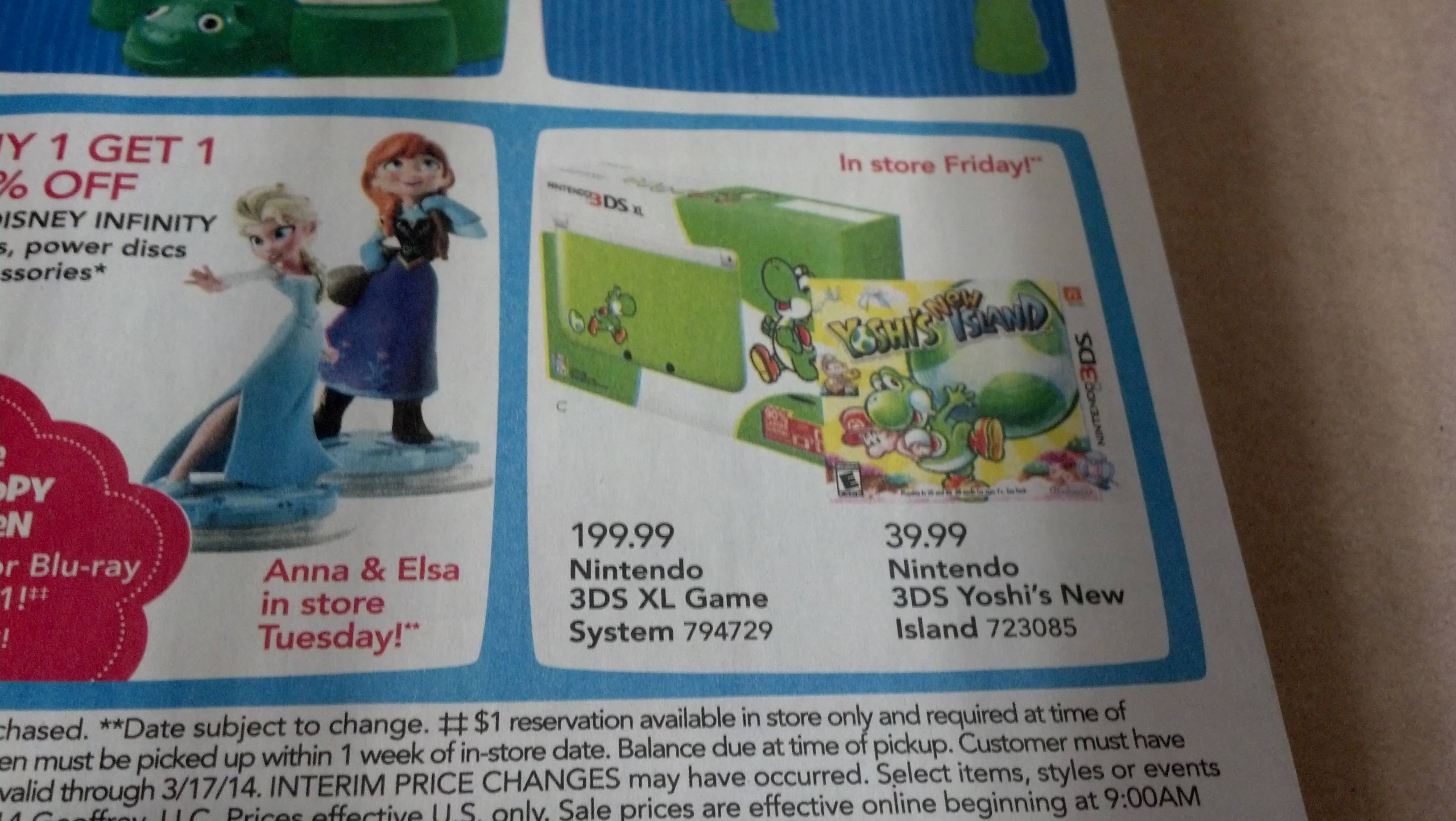 Scalpers rant: limited edition 3ds' | of anime and videogames.