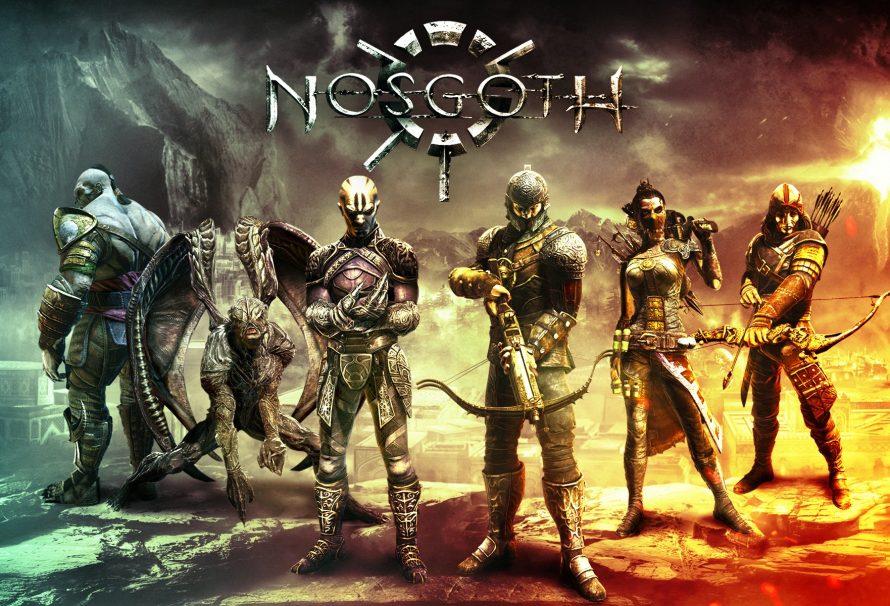 Nosgoth Closed Beta Preview