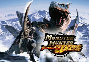 PS Plus Adds Monster Hunter Freedom Unite To Finish Off March