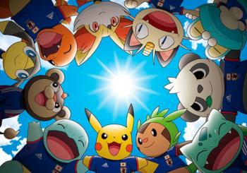 Pikachu Chosen As Official Japan Mascot For World Cup 2014