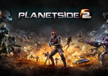 PlanetSide 2 closed beta for PS4 starts this January