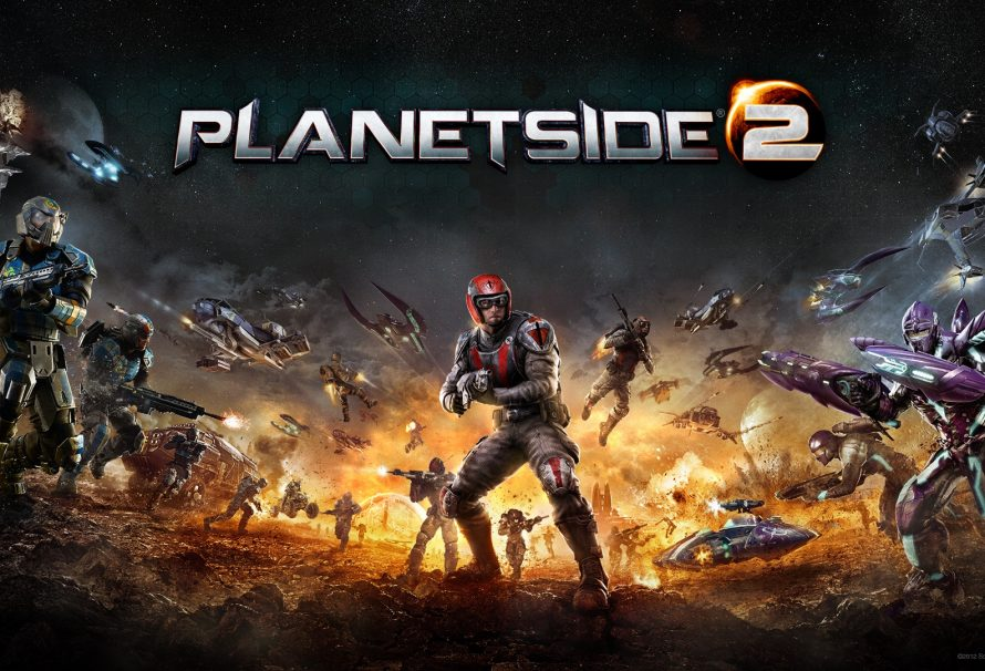 Planetside 2 On PS4 'Running At Smooth Framerate'