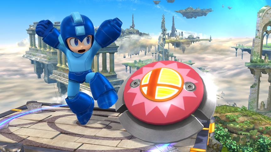 Super Smash Bros. Returns The Bumper Item With A New Design