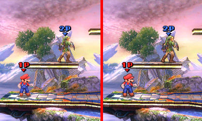 Super Smash Bros. 3DS Art Styles Compared Side By Side