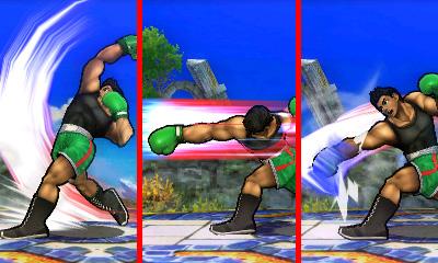 Super Smash Bros. Gives Little Mac Transforming Side Smash Attacks