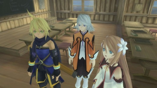 Tales of Symphonia Chronicles 01