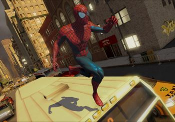 The Amazing Spider-Man 2 Introduces Much Improved Web Swinging