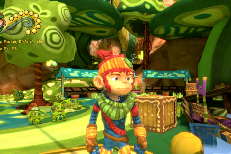 The Last Tinker: City Of Colors Coming To Consoles And PC This Summer