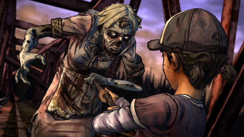 The Walking Dead Season 2 – Episode 2: A House Divided Player Choices
