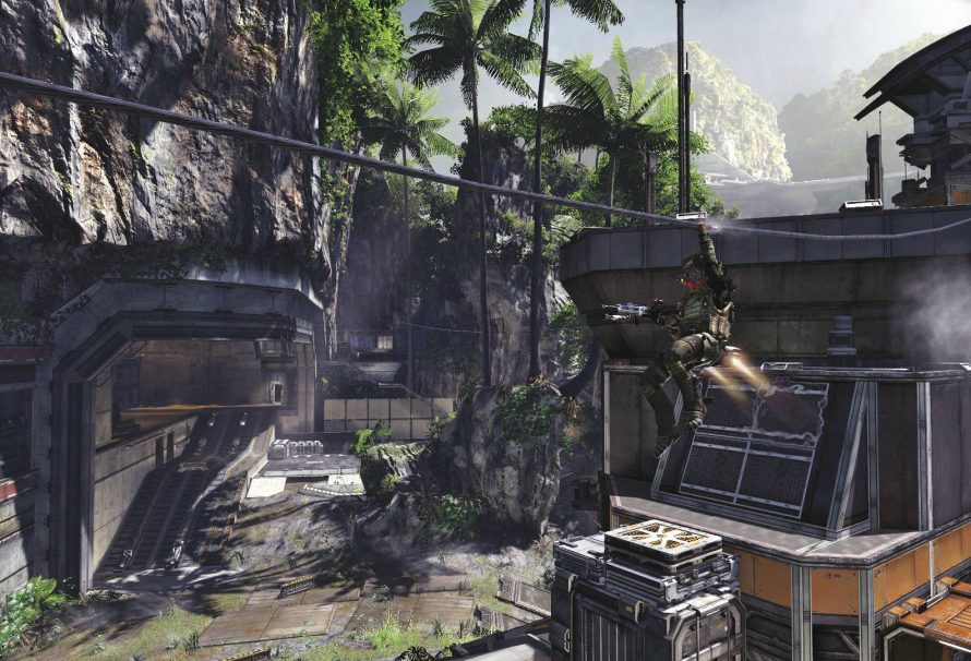 Titanfall Screenshots Show Off New Maps