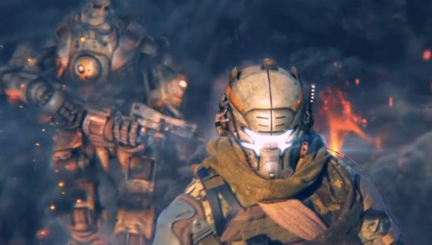 Titanfall: Free the Frontier live-action teaser unveiled