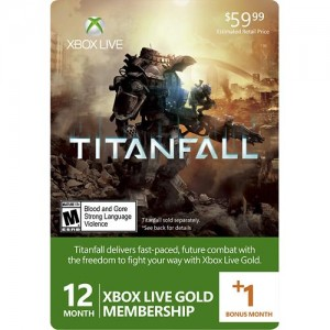 Titanfall Xbox Live