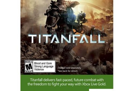 Buy Titanfall And 12+1 Month Live Membership At Best Buy And Save $15