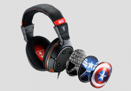 Turtle Beach Captain America