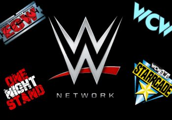 Xbox 360 WWE Network Subscribers Can Now Get ECW And WCW PPVs