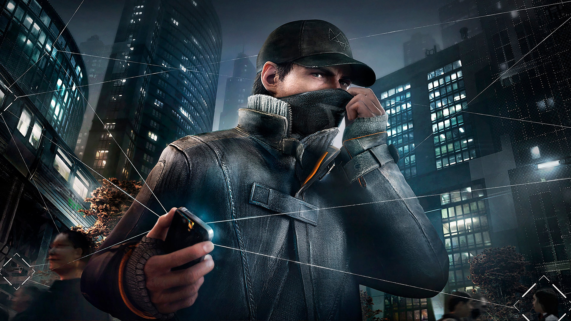 Watch Dogs On Playstation 4 Won T Be 1080p Confirms Ubisoft