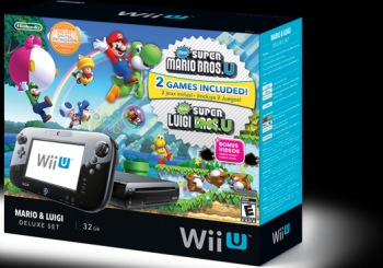 Get $50 Gift Card With New Super Mario Bros. Wii U Bundle At Target