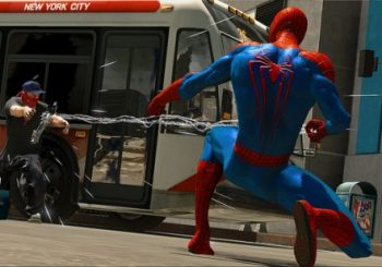 The Amazing Spider-Man 2 Web Slings This April and May