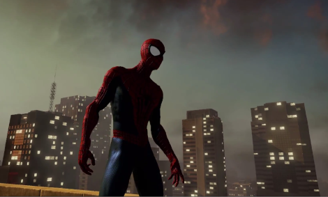 The Amazing Spider-Man 2 Developer Walkthrough Video