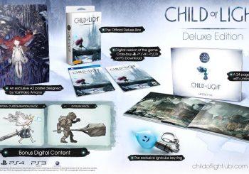 Ubisoft Reveals Child of Light Deluxe Edition