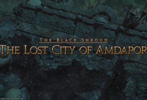 Final Fantasy XIV Guide - Lost City of Amdapor (Diabolos) Overview