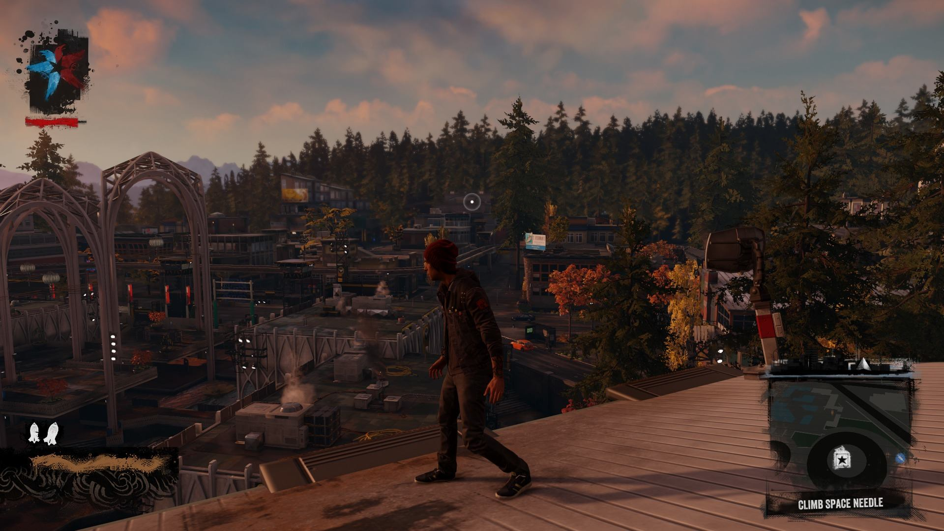 inFAMOUS: Second Son Gameplay Shown Off In Gorgeous New