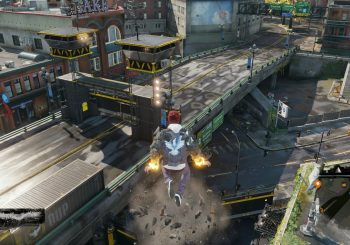 Patch 1.02 Released For inFamous: Second Son