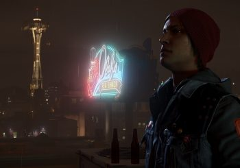 inFamous: Second Son To Have 350MB First Day Patch