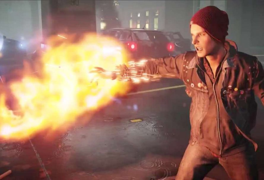 Epic 8 Minutes inFamous: Second Son Gameplay Video Released