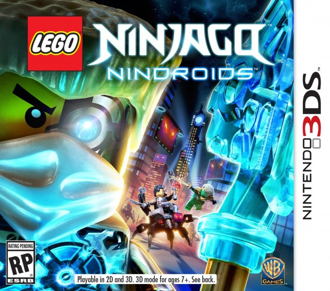 LEGO Ninjago: Nindroids Announced For PS Vita and 3DS