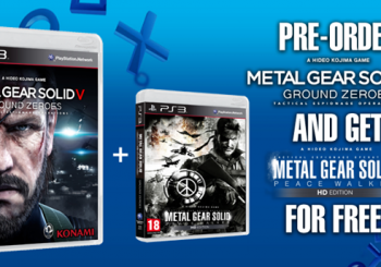 Get Peace Walker HD Free If You Pre-Order Ground Zeroes